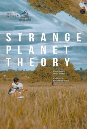 Teoria sobre um planeta estranho