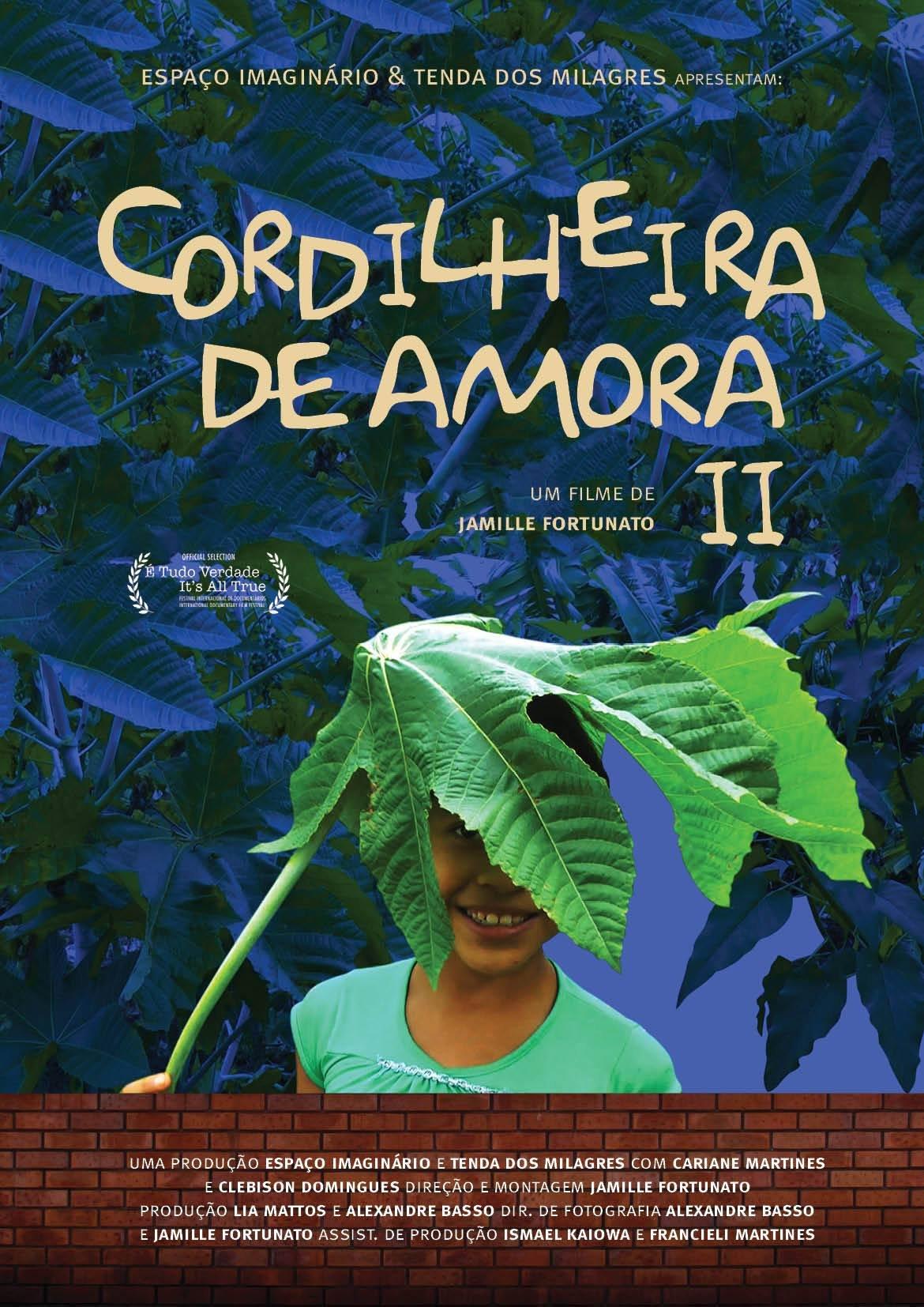 Cordilheira de Amora II poster.jpg