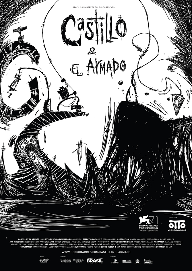 Castillo y el Armado poster.jpg