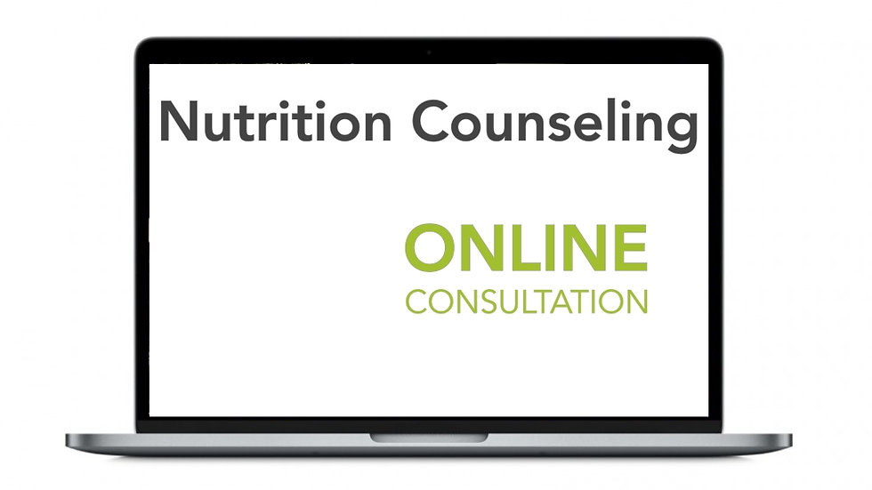 Movewell® Nutrition Counseling