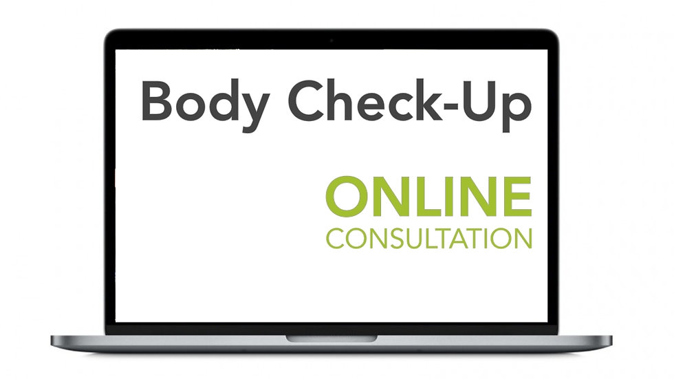 Movewell® Body Check-Up