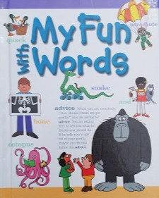 My Fun Words (L-Z Edition)