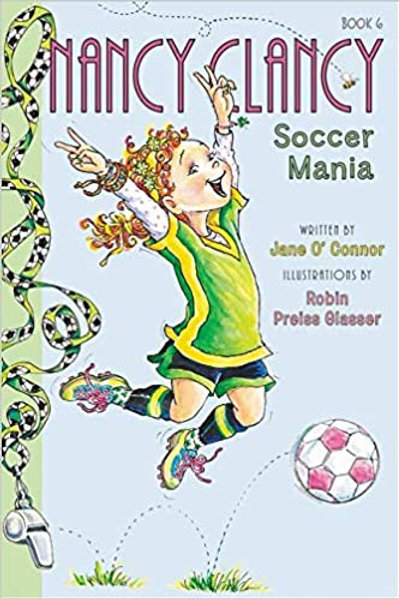 Nancy Clancy: Soccer Mania