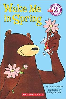 Wake Me in Spring!