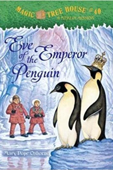 Magic Tree House: Eve of the Emperor Penguin