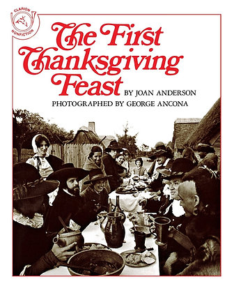 The First Thanksgiving Feast