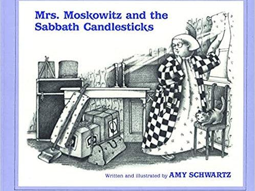 Mrs. Moskowitz and the Sabbath Candlesticks