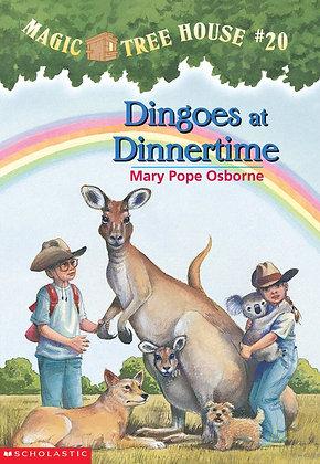 Magic Tree House: Dingoes at Dinnertime