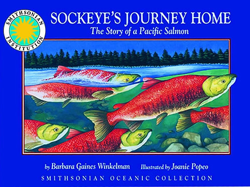 Sockeye's Journey Home: The Story of a Pacific Salmon
