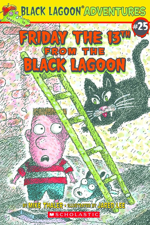 Friday the 13th from the Black Lagoon