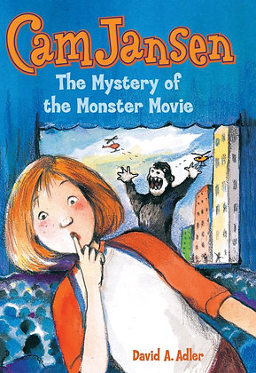 Cam Jansen and the Mystery of the Monster Movie