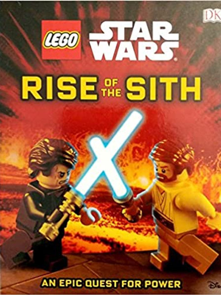 Lego Star Wars: Rise of the Sith