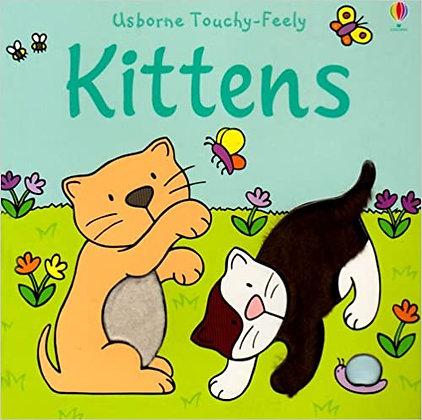Usborne Touch Feely Kittens