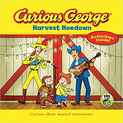 Curious George: Harvest Hoedown