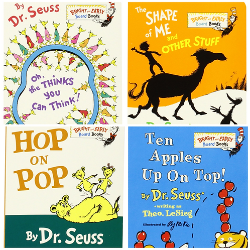 Dr. Seuss Board Book Gift Collection