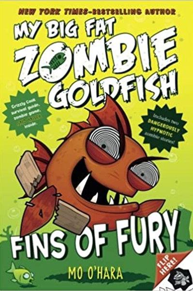 My Big Fat Zombie Goldfish: Fins of Fury