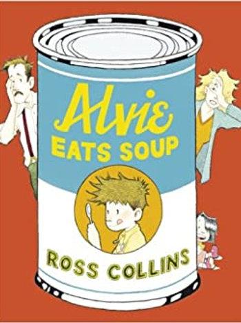 Alvie Eats Soup