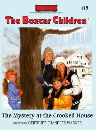The Boxcar Children: The Mystery at the Crooked House
