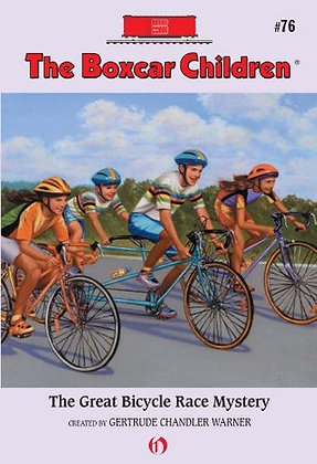 The Boxcar Children: The Great Bicycle Race Mystery