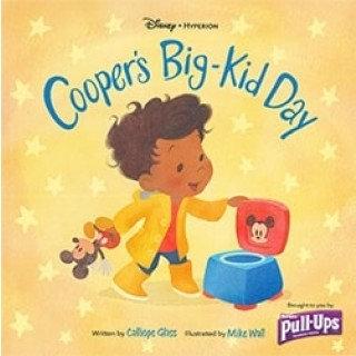 Cooper's Big-Kid Day
