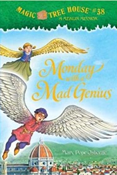Magic Tree House: Monday with a Mad Genius