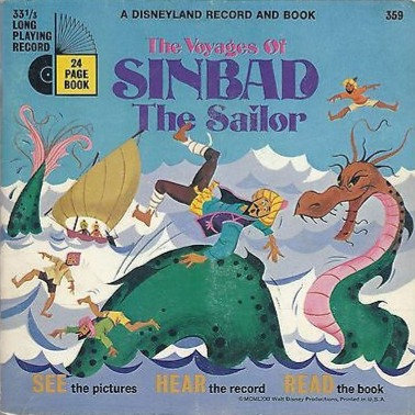 The Voyages of Sinbad the Sailor