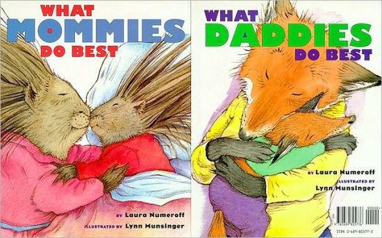 What Mommies Do Best/What Daddies Do Best