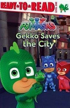 PJ Masks: Gekko Saves the City
