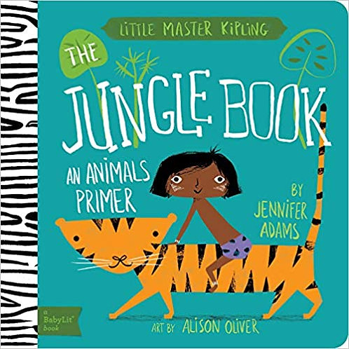 The Jungle Book: An Animal Primer