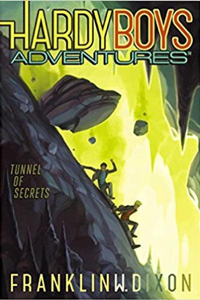 Hardy Boys Adventures: Tunnel of Secrets