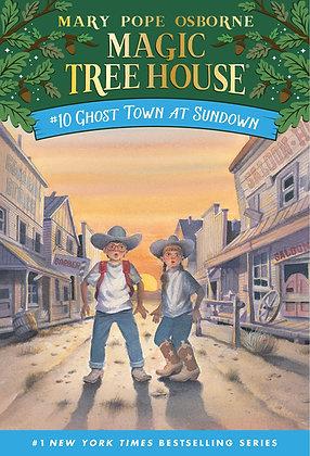 Magic Tree House: Ghost Town at Sundown