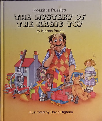 The Mystery of the Magic Toy