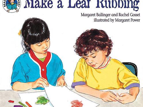 Make a Leaf Rubbing