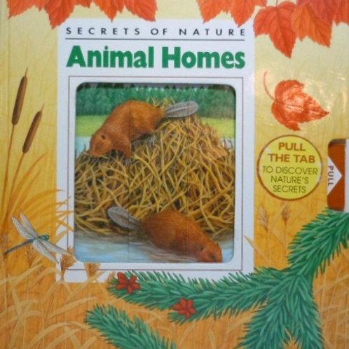 Secrets of Nature - Animal Homes