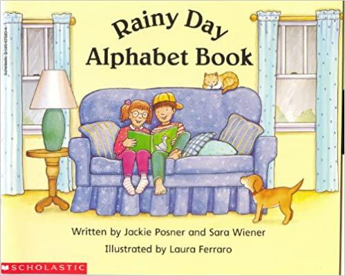 Rainy Day Alphabet Book