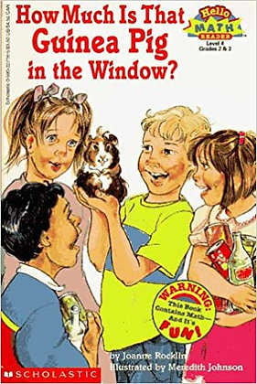 How Much Is That Guinea Pig in the Window?