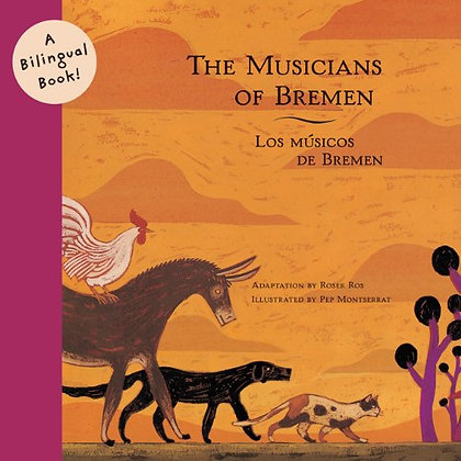 The Musicians of Bremen - Los Musicos de Bremen