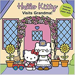 Hello Kitty Visits Grandma!