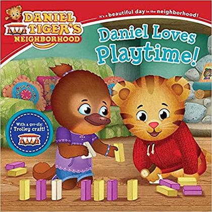 Daniel Loves Playtime!