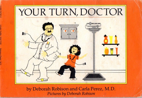 Your Turn, Doctor