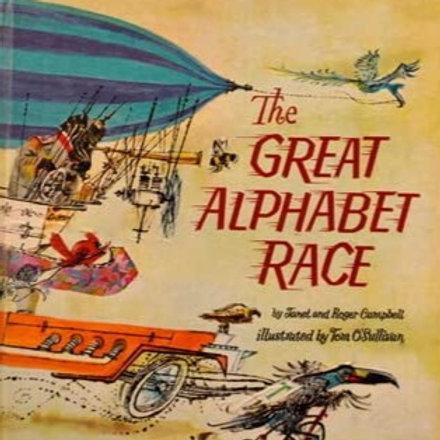 The Great Alphabet Race