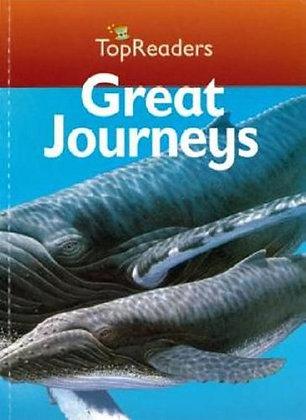 Top Readers: Great Journeys