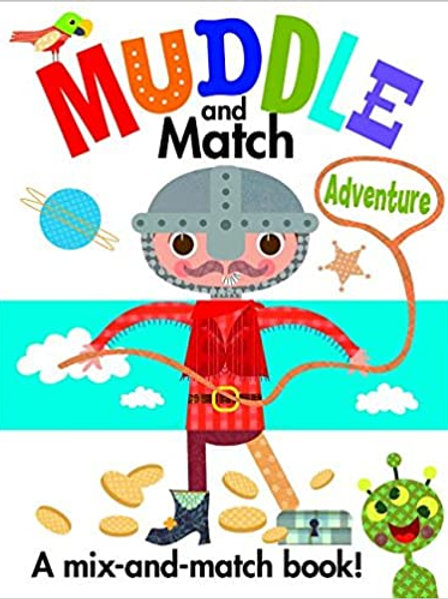 Muddle and Match: Adventure