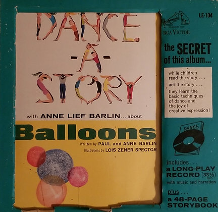 Dance-a-Story About Balloons
