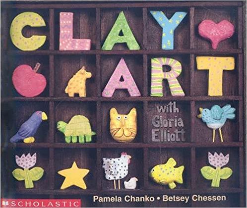 Clay Art With Gloria Elliott