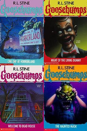 Goosebumps Gift Collection