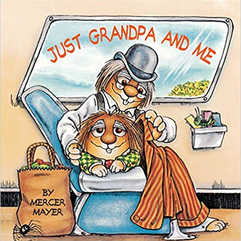 Just Grandpa and Me