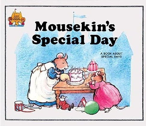 Magic Castle: Mousekin's Special Day