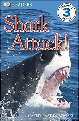 DK Readers: Shark Attack!