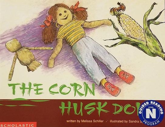 The Corn Husk Doll